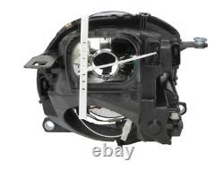 2x Phare Avant Droit+gauche Électrique H4 Pour Mini (r56) 06-13 Mini (r57) 08-15