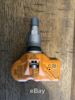 4 Bmw Capteurs de Pression Pneu Rdc LC 433 MHZ X1 E84 X3 F25 5er F10 Mini