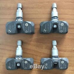 4 Mini Bmw Capteurs de Pression Pneu Rdk 433 MHZ 1er 3er 5er 6er Z4 6781847