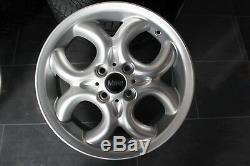 4x Original Mini One D Cooper Clubman 6,5Jx 16 Pouces Jantes 6791942 et48 4x100