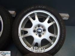 4x Original Mini One D Cooper R50 R52 R53 5,5j X 16 Pouces Jantes en Alliage
