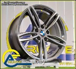 AC-MB3 À 4 Jantes en Alliage NAD 8J 18 5X120 ET43 BMW Serie 1 E82 87 F20 21 3