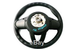 BMW Mini Cooper F55 F56 F60 Sport Cuir 3 Rayon Direction Roue Multifonctions