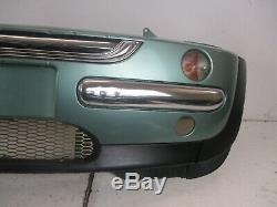 BMW Mini Cooper / One Pré Facelift avant Pare-Choc en (Soie Vert 901) pour R50