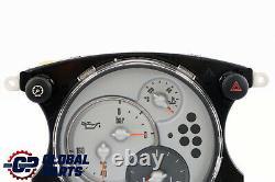 BMW Mini Cooper One R50 R52 R53 Ensemble Instrument Chrono Paquet 6972085