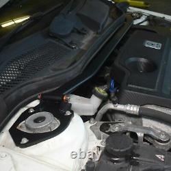 Barre Anti Rapprochement Alu Noire Mercedes Classe A W176 A220 Amg + A45