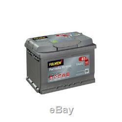 Batterie FULMEN Formula XTREME FA612 12v 60AH 600A