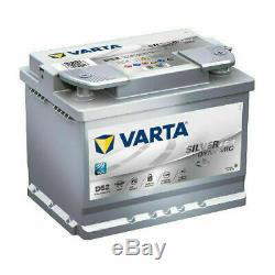 D52 VARTA Start-Stop Plus 12V 60Ah Batterie