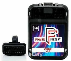 FR Boitier Additionnel OBD2 v3 MINI Clubman R55 One/Cooper D/SD Chip Box Diesel
