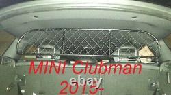 Filet Grille séparation protection chien pour MINI Clubman (2015-)