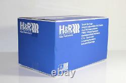 H&R Abaissement Ressorts Mini (R50 R52 R53) 35MM 29192-1 Avec Homologation