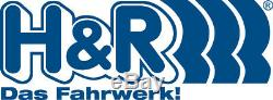 H & R Entretoises de Roue avant + Arrière ABE pour BMW i3 2er 5er 7er X Mini De