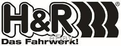 H+R Ressorts Mini Countryman / Paceman (R60/R61) 2WD+4WD 35mm 28923-1