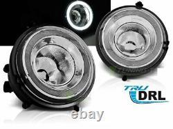 Hmlové svetlá pre Mini Cooper R55 R56 R57 AE LED DRL HAMC01ET XINO FR