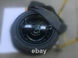 KIT roue de secours galette 16'' pour MINI CLUBMAN 07-13 AVEC CRIC CLE ET sac