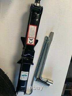 KIT roue de secours galette 16'' pour MINI COOPER 00-13 AVEC CRIC CLE ET sac