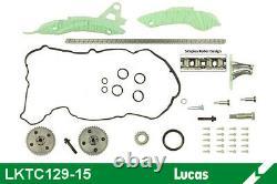 Kit chaîne de distribution LUCAS LKTC129-15 pour 208, 2008, C4, 3008, C3 2
