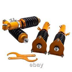 Kit de Suspension Combinés Filetés Pour Mini Cooper R50 Cooper S R53 02-06 shock