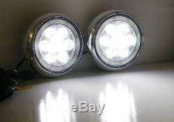 LED DRL Bar Feux Avant Phare pour BMW Mini Cooper R55 R56 R57 R58 R60 R61 Noir