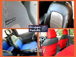 MINI ONE R50 1^SÉRIE ('01-'07) Housses de sièges sur mesure en textile