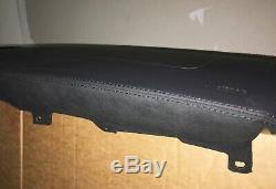 MINI ORIGINAL Garniture Tableau de Bord en Cuir/ Alcantara R56 COOPER S JCW
