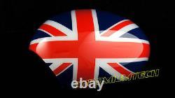 MK1 BMW Mini Cooper / S/One / Jcw R50 R52 R53 Union Jack Miroir Housse Rhd