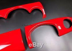 MK1 MINI COOPER/S / One Jcw R50 R52 R53 Union Jack Tableau Housse pour Rhd