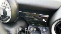 MK2 Mini Cooper/S / One R55 R56 R57 R58 R59 Noir Bord Panneau Bordure Housse Rhd