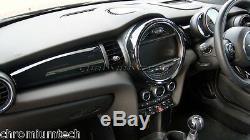 MK3 Mini Cooper / S/One / Jcw F55 F56 F57 Noir Bord Panneau Couverture pour LHD
