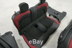 Mini Cooper F56 Jcw Aménagement Intérieur Tissu Sièges Sport Chauffants Dinamica