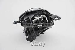 Mini Cooper R55 R56 R57 R58 06-14 LED DRL Noir Xénon Look Phare avant Paire LHD