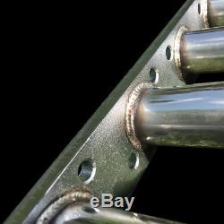 Mini Cooper / S R53 1.6L Course Tubulaire Inox Collecteur D'Échappement +