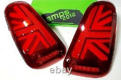 Mini Gen 1 LED Rouge Union Jack Feux Arrière R50, R53 2001-04 Pre-lci
