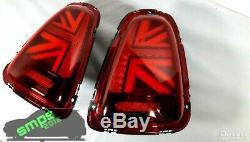 Mini LED Union Jack Feux Arrière R56, R57, R58, R59 2011 2013 Gen 2 (LCI)