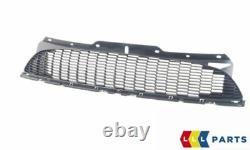 Mini Neuf R55 R56 R57 S Jcw (Till 10/08) avant Supérieur Centre Section Grille