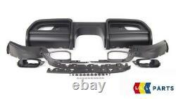 Mini Neuf Véritable F56 F57 Jcw Pro Réflecteur Kit Arrière Pour Avec Pdc 2339046