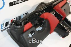 Mini Tableau de Bord Armaturenbretter Cooper F55 F56 F57 Incandescent Rouge