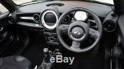 Mk2 Mini Cooper / S/One / Jcw R55 R56 R57 R58 R59 Noir Tableau de Bord Intérieur