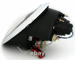 NEUF Projecteurs pour BMW pour Mini COOPER R50 R52 R53 2001-2006 Angel Eyes Noir