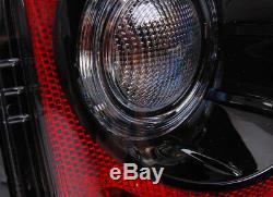Neuf D'Origine Mini R56 R57 R58 R59 Jcw Set Noir Fil Arrière Lampes 2320381 OEM