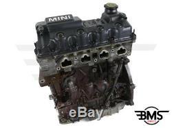 Occasion BMW Mini 1.6 Litre Moteur Essence W10B16 Faible Kilométrage R50 R52