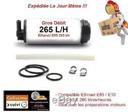 Pompe A Essence A Gavage Gros Debit Ethanol E85 Tuning Mini One, Mini Cooper S