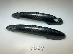 Porte Coquilles Véritable Carbone Pour Mini Cooper R50 R52 R53 R55 R56 R57