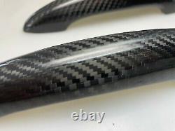 Porte Coquilles Véritable Carbone Pour Mini Cooper R50 R52 R53 R55 R56 R57 R58