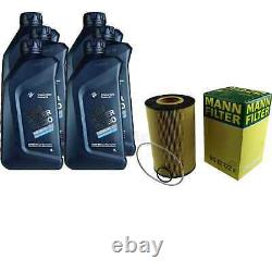 Pour BMW huile moteur 6l Mann Filtre à Hu 12 122 x 2 Coupé F22 F87 1er Cabriolet