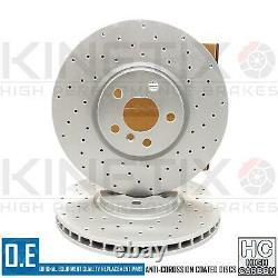 Pour Mini Cooper F54 F55 F56 F57 F60 Frein Avant Disques Apec Pads Capteur 335mm