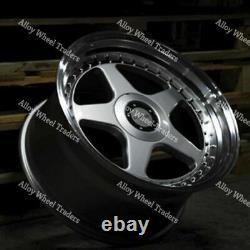 Roues Alliage 17 DR-F5 Pour Mini R50 R52 R55 R56 R57 R58 R59 Clubman 4x100 Sp