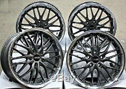 Roues Alliage 18 CRUIZE 190 Gmp Pour BMW X1 F48 2 Série Tourer