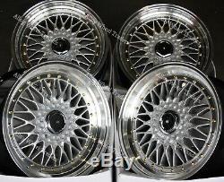 Roues Alliage G Rs 17 pour Mini R50 R52 R55 R56 R57 R58 R59 Clubman 4x100 Spl