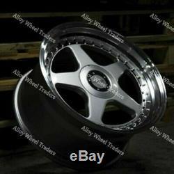 Roues Alliage X 4 17 DR-F5 8.5J Pour BMW E36 Mini Countryman Paceman Jc R60